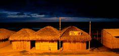 Olon. Playas de Ecuador