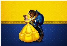 Nuevas imágenes de la Princesa Bella, y la Bestia, a pedido de todas las niñas que han convertidonuevamente este film, como su favorito. De los diseños aquí compartidos pueden prepararse invitacio…