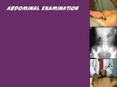Abdominal Exam by greigferguson via authorSTREAM