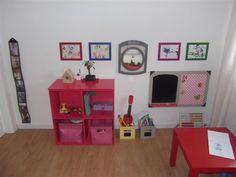 Um outro conceito sobre quartos de bebês e crianças - Pedagogia Montessoriana