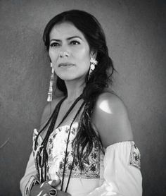 """Lila Downs Sanchez, Mexican American singer songwriter, guitarist, actress, humanitarian and politician activist,born in Oaxaca. She performs her own compositions as well as popular and indigenous Mexican music and has recorded songs in languages: Mixtec, Zapotec, Mayan, Nahuatl and P'urhepecha (Tarascan) liladowns.com."""