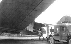 Aérodrome de secours de Saint-Laurent-sur-Mer.