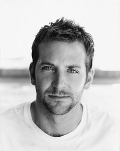 Bradley Cooper....he just has so many different looks..even the casual guy next door...*swoon*