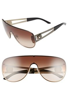 8a1db1dcf1 Versace Shield Sunglasses Versace Glasses
