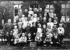 Schulbild 1926 Justin Kreis Regenwalde
