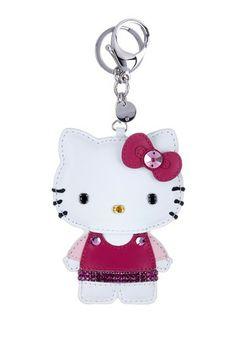 Swarovski Hello Kitty Bag Charm by Non Specific on  HauteLook Hello Kitty  Bag 5b39b068ae615