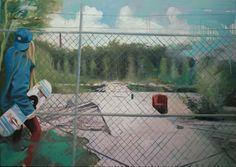 Markus Boesch - DIY 120 cm x 170 cm Oil on Canvas www.markusboesch.net
