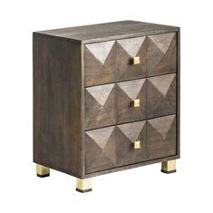 Mesita wald Estilo Art Deco, Bookcase, Decorative Boxes, Shelves, Cabinet, Storage, Furniture, Home Decor, Mesas