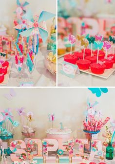 Butterfly Themed 1st Birthday Party with Lots of Cute Ideas via Kara's Party Ideas | KarasPartyIdeas.com