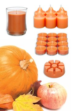 Say hello to Harvest Spice - the rich scent of delicious fall fruits warmed with spices, woods and vanilla.