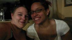 Me and my bestie keisha