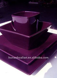 Image detail for -noble purple stock square ceramic dinnerware set,View purple c. Hair Color Purple, Shades Of Purple, Deep Purple, Purple Purse, Light Purple, Purple Flowers, My Favorite Color, My Favorite Things, Purple Kitchen