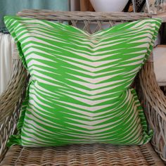 Green Leaf Scatter Cushion with Oxford Edge Available including or excluding feather and down inner and in various sizes Cotton - Cold Wash Lead time +- 2 Scatter Cushions, Throw Pillows, Green Leaves, Indoor, Boutique, Collection, Interior, Toss Pillows, Decorative Pillows
