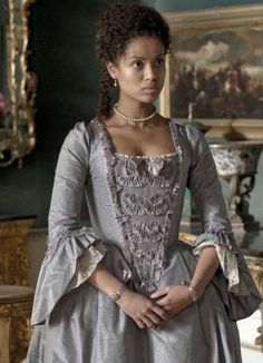 "WOW! A film is in production about Dido Elizabeth Belle, the mixed-race daughter of Admiral Sir John Lindsay. She lived at Kenwood House with the her great-uncle, the Earl of Mansfield, a judge, famous for presiding over the Somerset case regarding the legality of slavery in England. ""This is an important story which still has great resonance today,"" said producer Damian Jones.  ""[Director Amma Asante] has created a powerful tale inspired by true historical events..."""