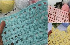DANTELLİ PEMBİŞ BEBE ÇORAP ÖRME VİDEOLU | Nazarca.com Crochet Dinosaur Patterns, Baby Knitting Patterns, Hand Knitting, Knitted Baby Clothes, Organic Baby, Free Pattern, Blanket, Blog, Crochet Pants