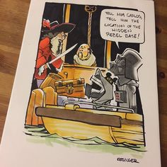 Commission of #lilkylo and Darth going to #Disneyland!