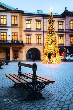 Christmas in Cieszyn, Poland