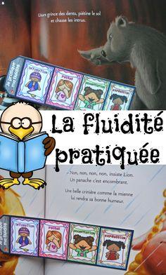 La fluidité est une partie intégrante de la réussite en compréhension de lecture!