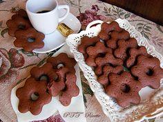 Biscotti friabili al cacao | Ricetta