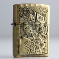 Look no further, the status quo has been broken! Get a hold of your very own Designer high end League of Legends lighter, pick your favorite Legend, and dominate the playing field! Show others you mea
