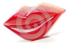 """""""Lips Shaped Praline.""""  Stock Image - Image: 28987791"""