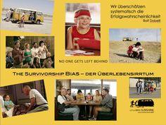 iSense4U http://isense4u.de/isense4u_2012/Macht.html   #Survivorship #Bias #Ueberlebensirrtum Wir verkennen allzuoft, wie verschwindend gering die #Erfolgswahrscheinlichkeit ist. http://dobelli.com Die kleine Olive will #Little_Miss_Sunshine werden, die ganze leicht schräge Familie entscheidet, das leicht pummelige Mädchen zum Wettbewerb zu begleiten. Diese Familie ist Gott sei Dank ganz untypisch für diesen #Wettbewerb (click auf's Bild) Zum kostenfreien Erstgespräch 08822 25 40 10