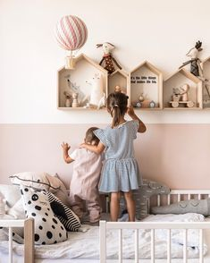 The dream catcher, indispensable in the nursery - HomeDBS