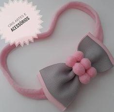 Ribbon Work, Baby Things, Hair Clips, Pasta, Bows, Simple, Kids Headbands, Hair Streaks, Infant Hair Bows