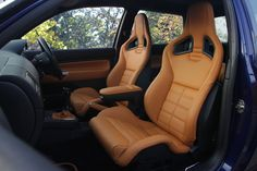 Golf GTI A4 Custom Interior