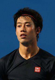 Kei Nishikori Photos: Australian Open: Previews