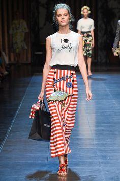 Dolce & Gabbana Spring Summer 2016 – Preorder now on Moda Operandi