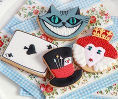 Alice Cookies!