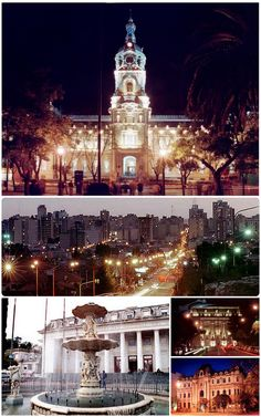 One of the several places where I've lived: Bahía Blanca, Bs. As. Argentina. My hometown :)