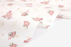 "Design Fabric (Cotton 30C) : Pink Bouquet 62"" Wide - Dailylike Canada"