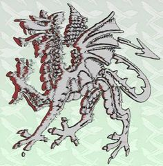 Here be Dragons - At the Quill  Blog post about using voice recognition software to write.