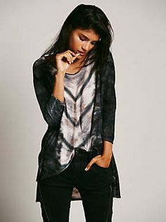 Free People We The Free Prism Tunic, $78.00
