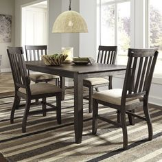 Signature Design By Ashley® Dresbar Dining Table   JCPenney