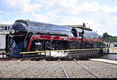 RailPictures.Net Photo: NW 611 Norfolk & Western Steam 4-8-4 at Spencer, North Carolina by Ryan N.