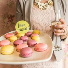 How to throw a chic champagne tasting party in lieu of a traditional bridal shower plus a mango prosecco mojito recipe!