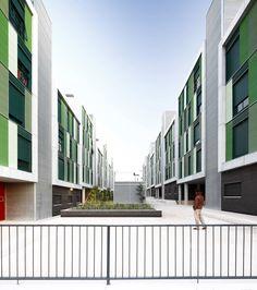 120 Habitações Sociais em Parla,© Aitor Estevez Olaizola