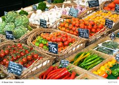 Artificial Intelligence in Groceries and Produce 7 Places, Places To Eat, Nutrition, Food Trends, Montreal, Vegan Recipes, Clean Eating, Good Food, Stuffed Peppers