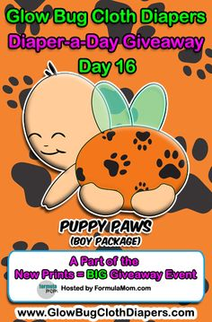 Boys Day 16 Puppy Paws