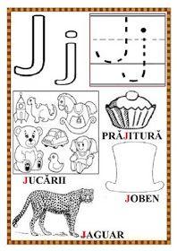 EDUCATIA CONTEAZA : PLANSE CU LITERE - DE COLORAT Jaguar, Bts, Comics, Cartoons, Comic, Comics And Cartoons, Comic Books, Comic Book