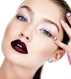 Guide to: The Perfect Wine Stained Lips | Peace Love Shea