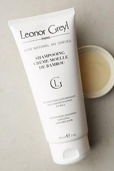 Leonor Greyl Shampooing Crème Moelle De Bambou