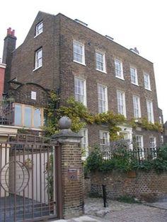 Kelmscott House ~ London