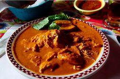 Lienzo Culinario: Así Sabe México Mole amarillo