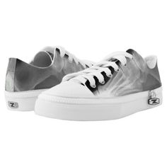 X-Ray Shoes! Low-Top Sneakers - diy cyo personalize design idea new special custom