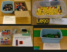 TONS of lessons and activities using LEGOs!  What little nerd doesn't love legos!!??
