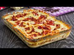 Hawaiian Pizza, Carne, Broccoli, Delish, Food And Drink, Cooking, Recipes, Youtube, Mariana